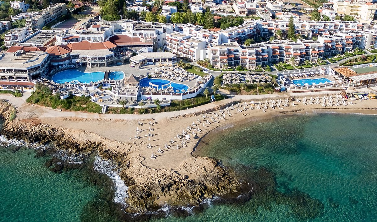 Summer 2019: what's new at Alexander Beach Hotel & Village