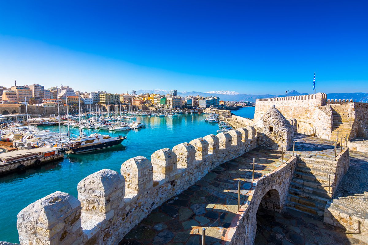 Heraklion in a day