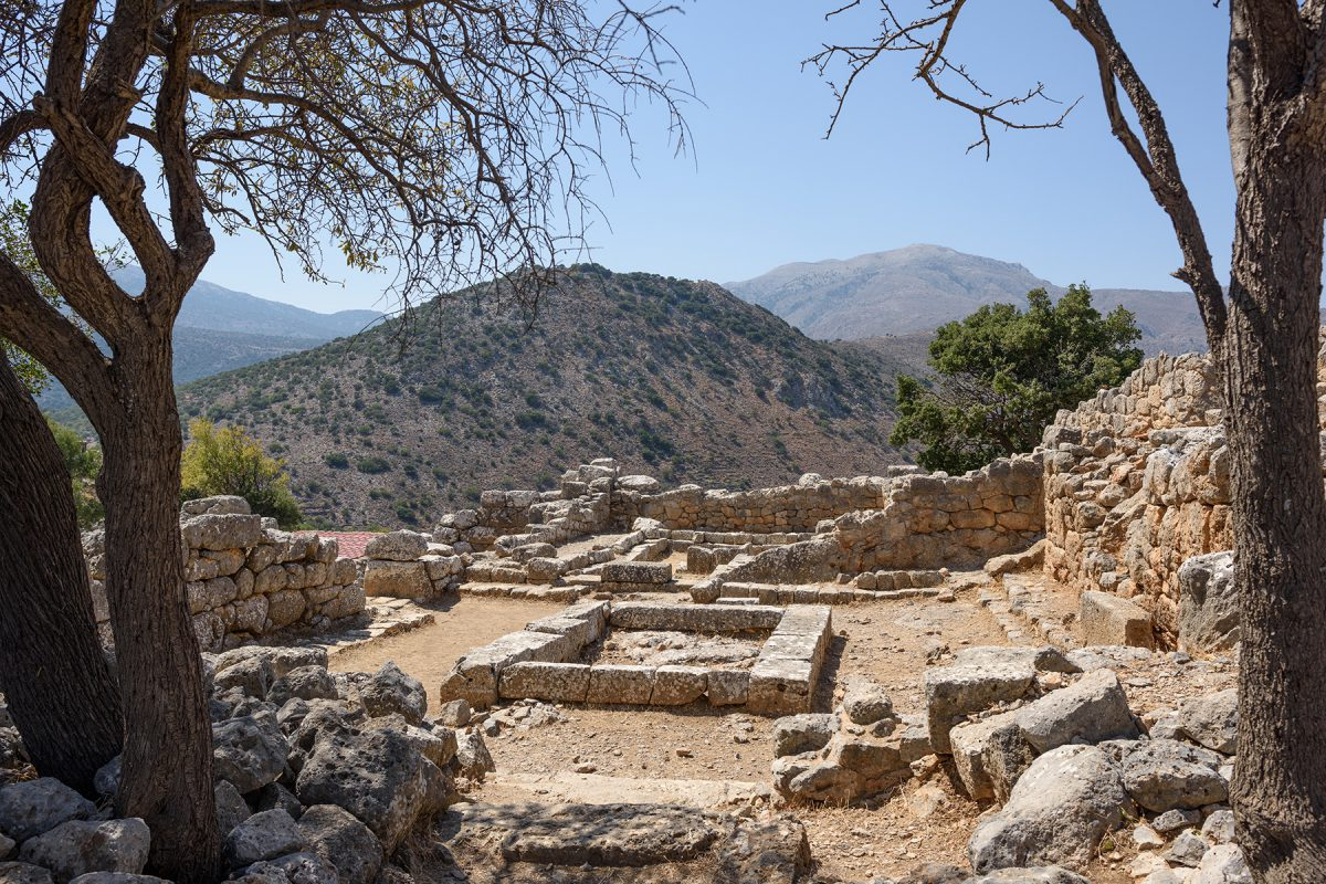 A day trip to Ancient Lato and Kritsa