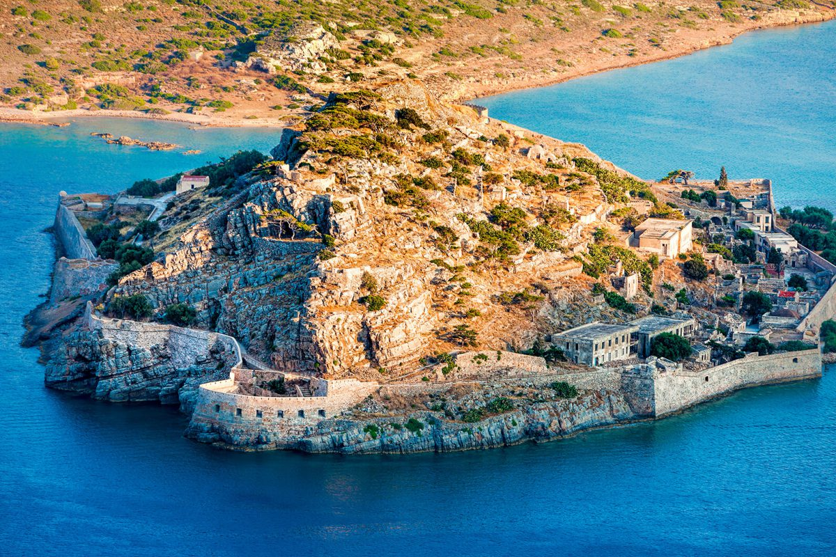 Day trip to Spinalonga