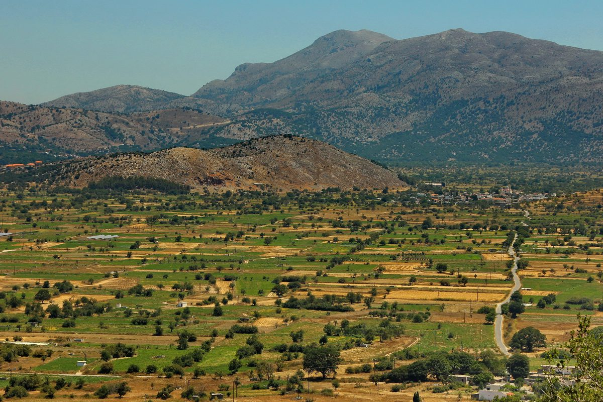 Lassithi Plateau & Diktaion Andron, the birthplace of Zeus