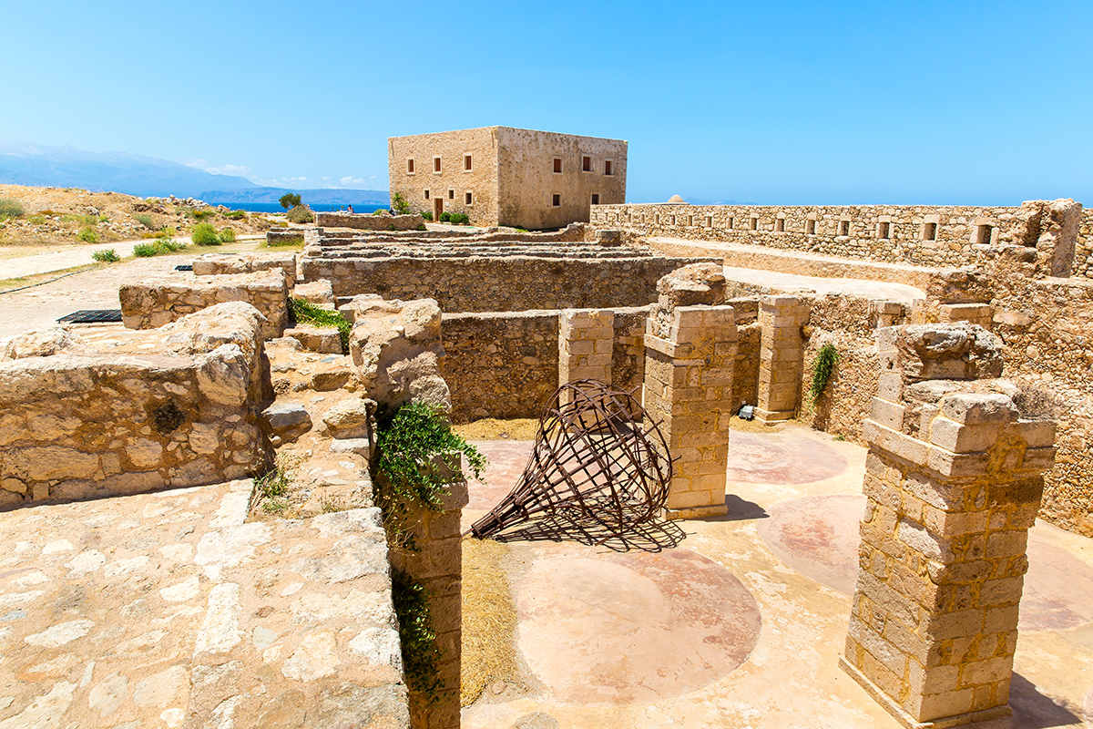 A day trip to the historical city of Rethymno