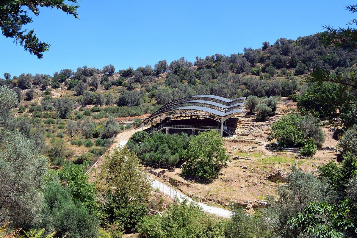Eleutherna, the heart of Crete