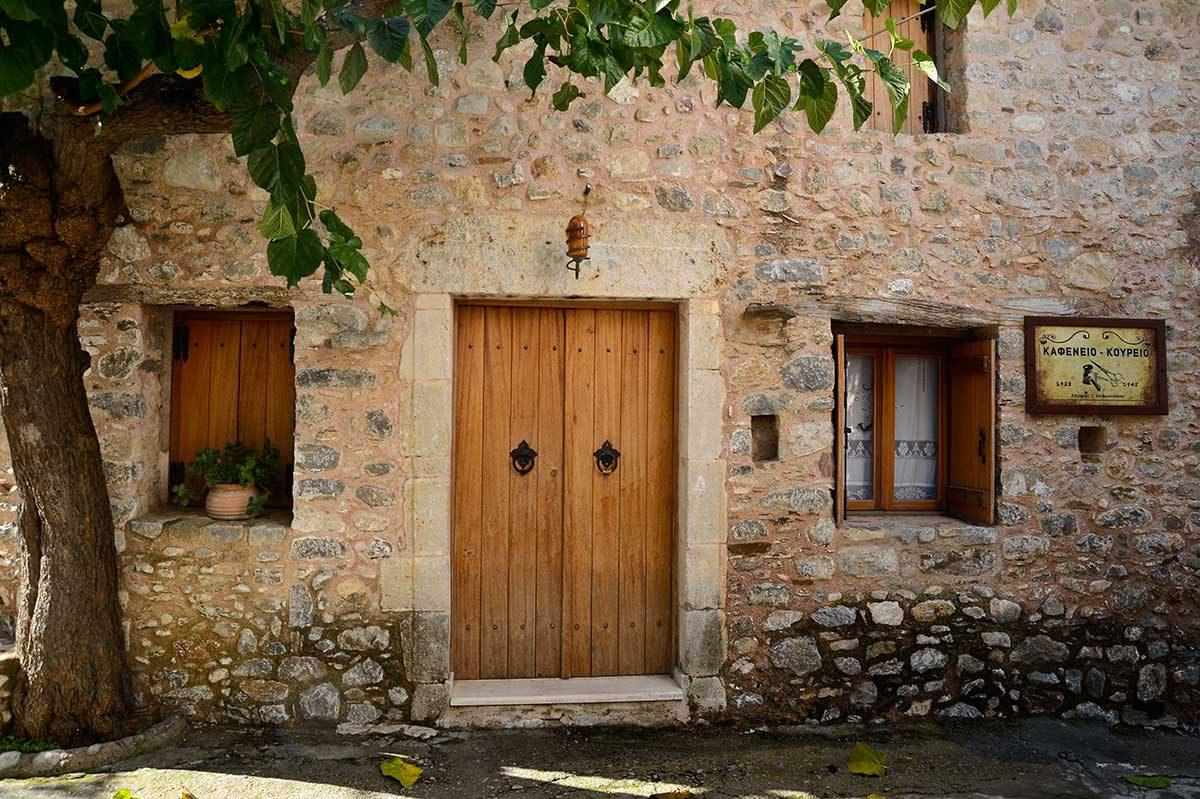 Avdou Cretan Village in Hersonissos